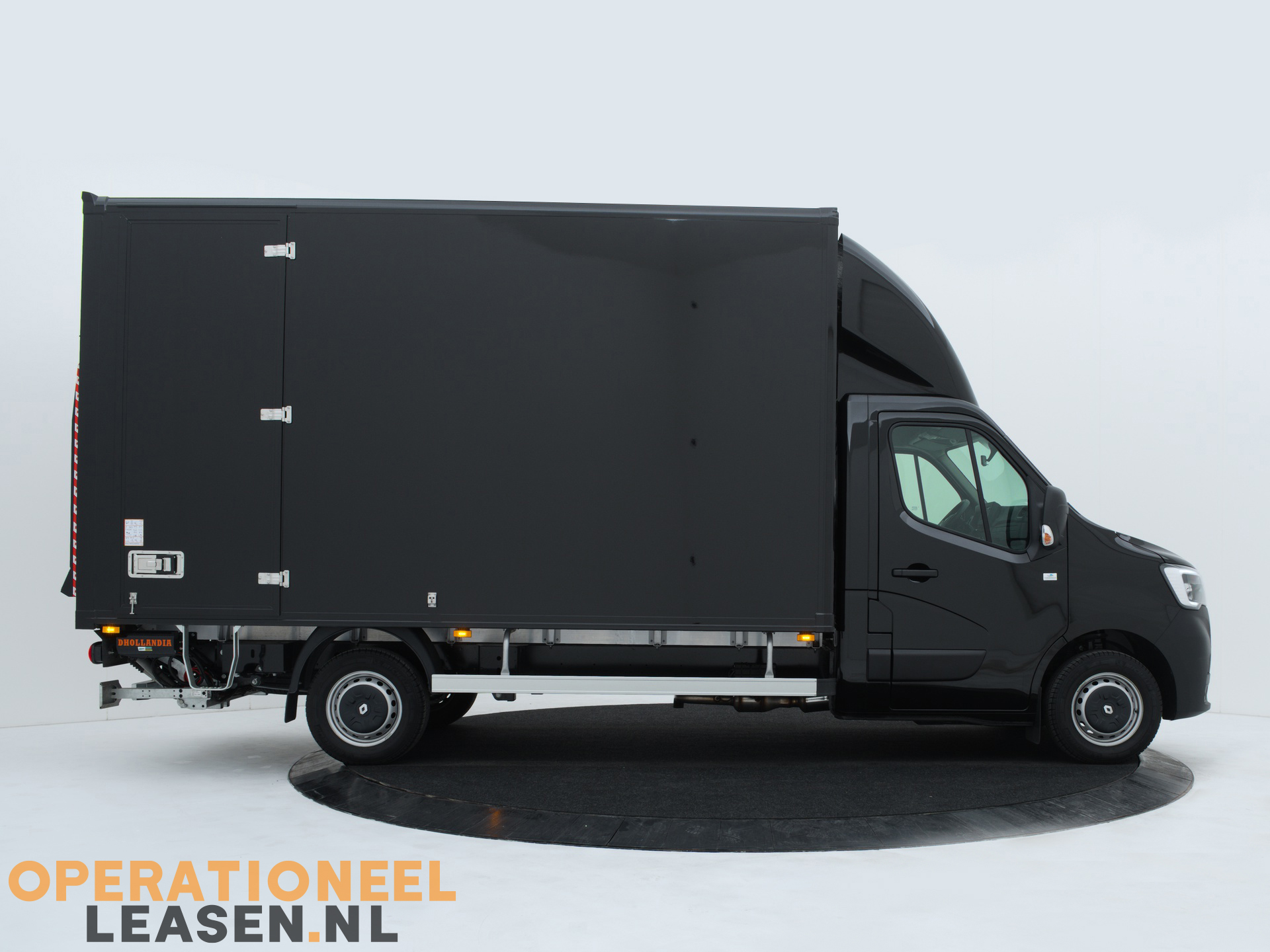 Operational lease zwarte bakwagen-14