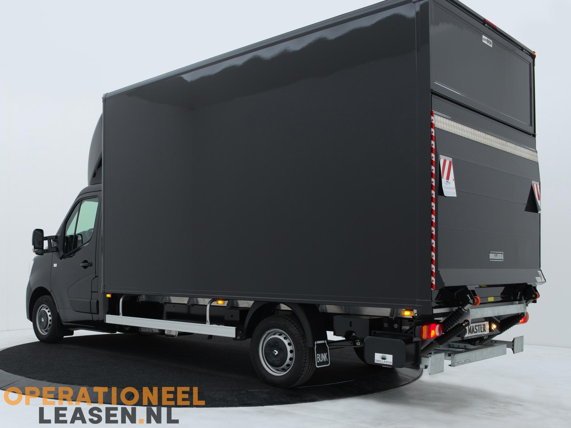 Operational lease zwarte bakwagen-7